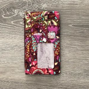 Ultimate CardCase - Resort Medallion Vera Bradley